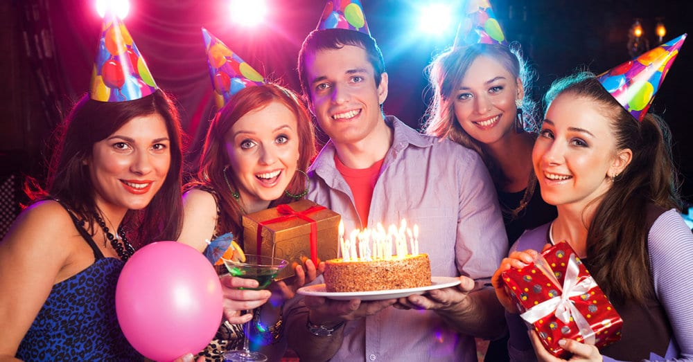 Birthday parties are best organized by event management agencies