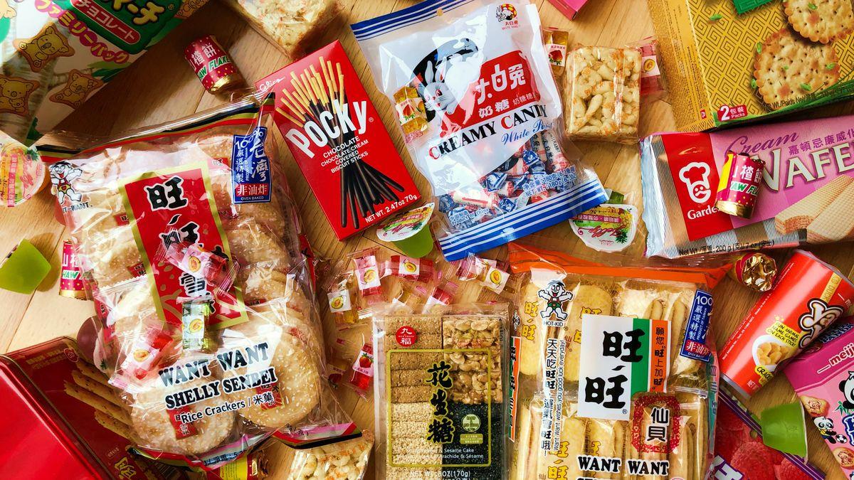 Chinese snacks to cherish your kitty parties