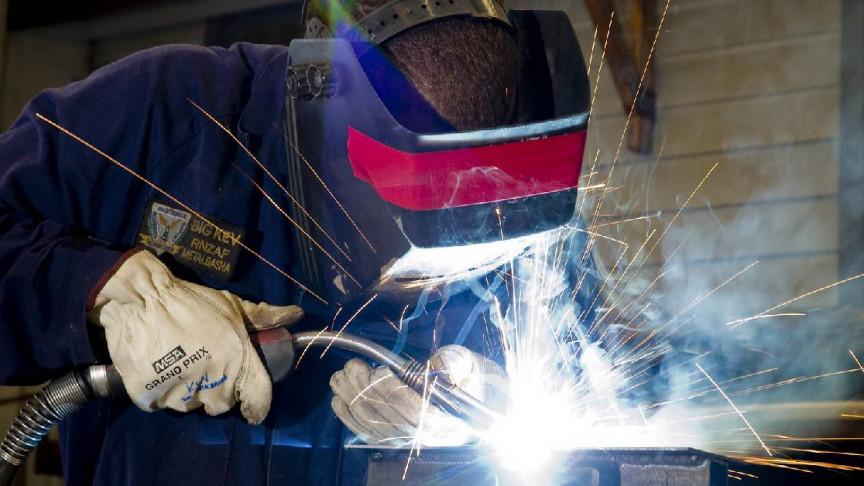 How is Industrial Welding Done?